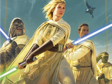 Star Wars High Republic Light Of The Jedi Cover