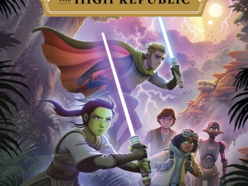 Star Wars High Republic Test Of Courage Cover
