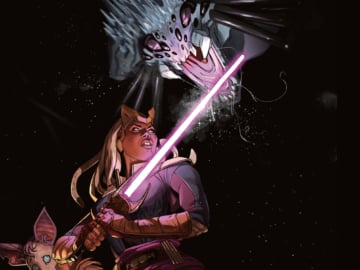 Star Wars High Republic The Monster Of Temple Peak 002 Cover