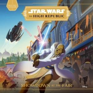 Star Wars High Republic Showdown At The Fair Cover