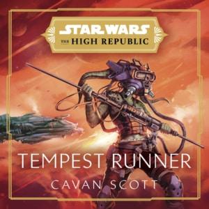 Star Wars High Republic Tempest Runner Cover