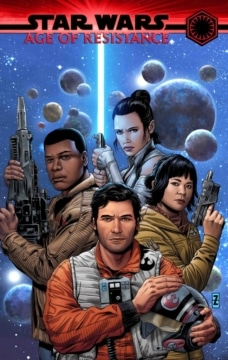 Age Of Resistance Heroes Cover