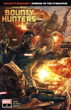 Bounty Hunters 002 Cover