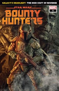 Bounty Hunters 005 Cover
