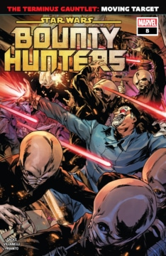 Bounty Hunters 008 Cover