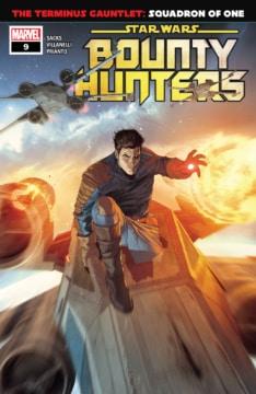 Bounty Hunters 009 Cover