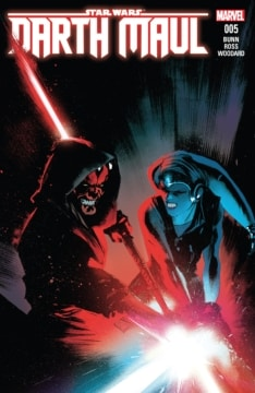 Darth Maul 005 Cover
