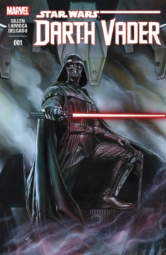 Darth Vader 001 Cover