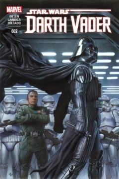 Darth Vader 002 Cover