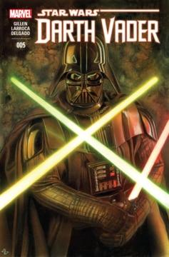 Darth Vader 005 Cover