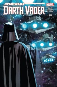 Darth Vader 009 Cover