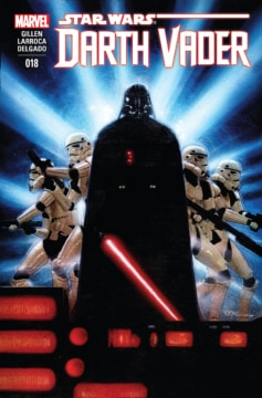 Darth Vader 018 Cover