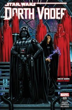 Darth Vader 020 Cover