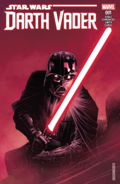 Darth Vader Dark Lord Sith 001 Cover