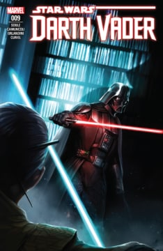 Darth Vader Dark Lord Sith 009 Cover