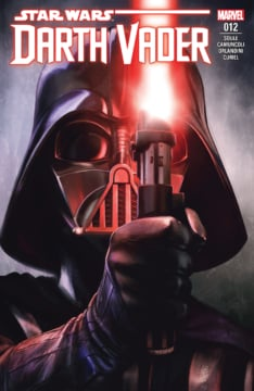 Darth Vader Dark Lord Sith 012 Cover