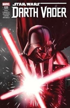 Darth Vader Dark Lord Sith 020 Cover