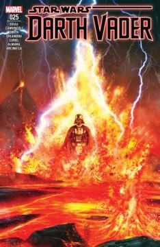 Darth Vader Dark Lord Sith 025 Cover