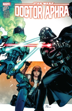 Doctor Aphra 013 Cover