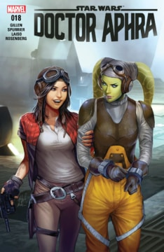 Doctor Aphra 018 Cover