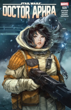 Doctor Aphra 020 Cover