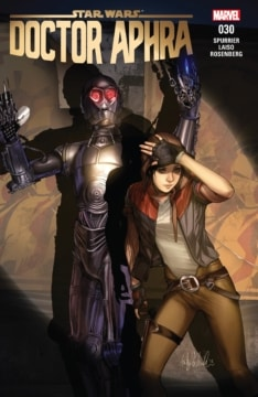 Doctor Aphra 030 Cover