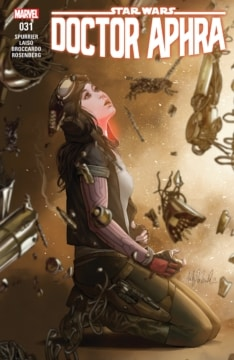 Doctor Aphra 031 Cover