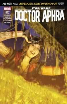 Doctor Aphra 032 Cover