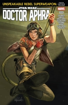 Doctor Aphra 033 Cover