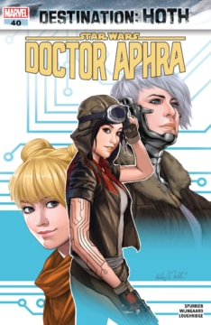 Doctor Aphra 040 Cover