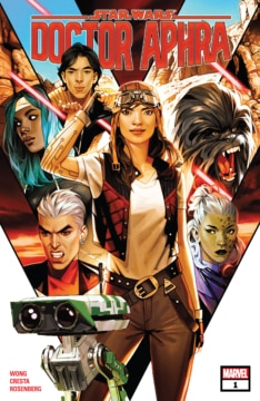 Doctor Aphra 2020 001 Cover