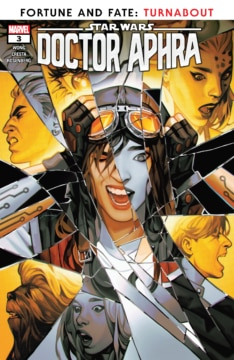 Doctor Aphra 2020 003 Cover