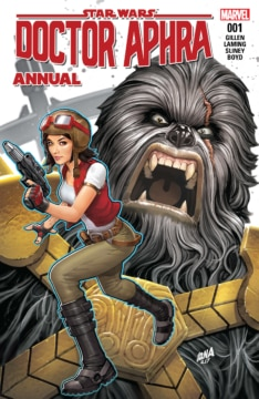 Doctor Aphra Annual 001 Cover