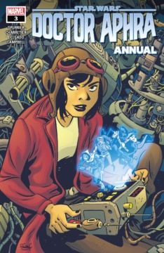 Doctor Aphra Annual 003 Cover
