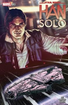 Han Solo 003 Cover