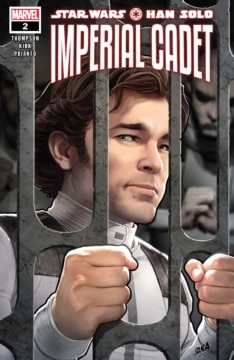 Han Solo Imperial Cadet 002 Cover