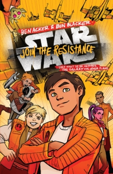 Join The Resistance Cover