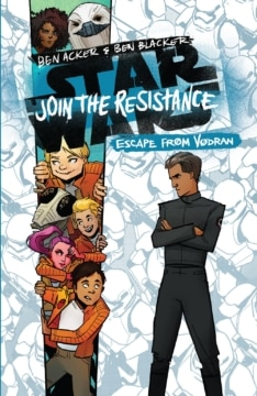 Join The Resistance Escape From Vodran Cover
