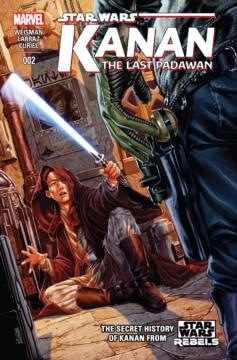 Kanan 002 Cover