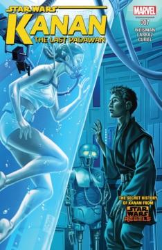 Kanan 007 Cover