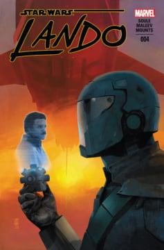 Lando 004 Cover