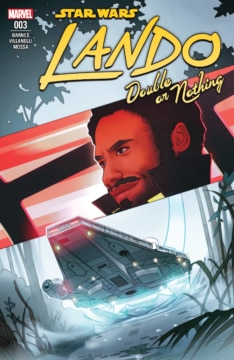 Lando Double Or Nothing 003 Cover