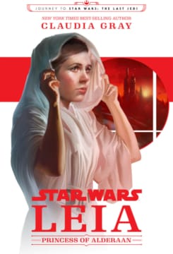 Leia Princess Of Alderaan Cover