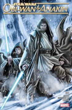 Obi Wan Anakin 001 Cover