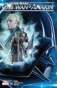 Obi Wan Anakin 004 Cover