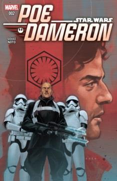 Poe Dameron 002 Cover
