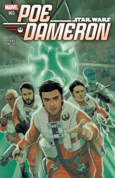 Poe Dameron 003 Cover