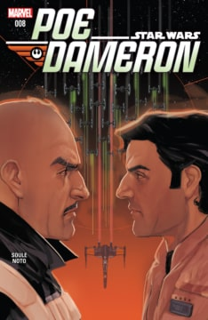 Poe Dameron 008 Cover