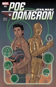 Poe Dameron 009 Cover