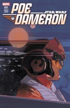 Poe Dameron 011 Cover
